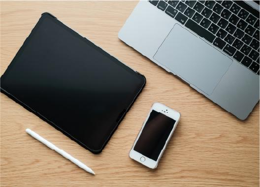 スマートフォン・タブレット対応